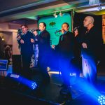 slow no tempo singing at the 2020 mayor's gala for the arts (photo credit emily-may photogrpahy)