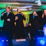 slow no tempo singing at the 2020 mayor's gala for the arts (photo credit emily-may photogrpahy)